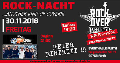 ROCK OVER FARRNBACH |  ROCKEVENT 30.11.2018